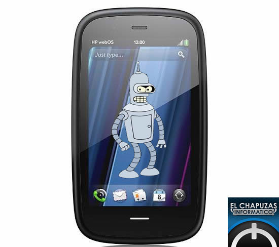 HP Bender: El primer Androide de HP