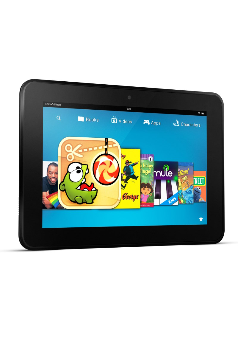 Amazon sorprende con sus tablets Fire HD 7 y Fire HD 8.9