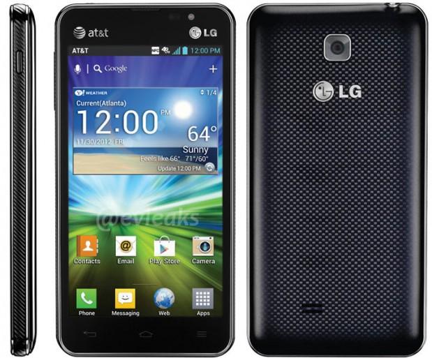 Filtrado el LG Escape, un sencillo Android 4.0 de doble núcleo