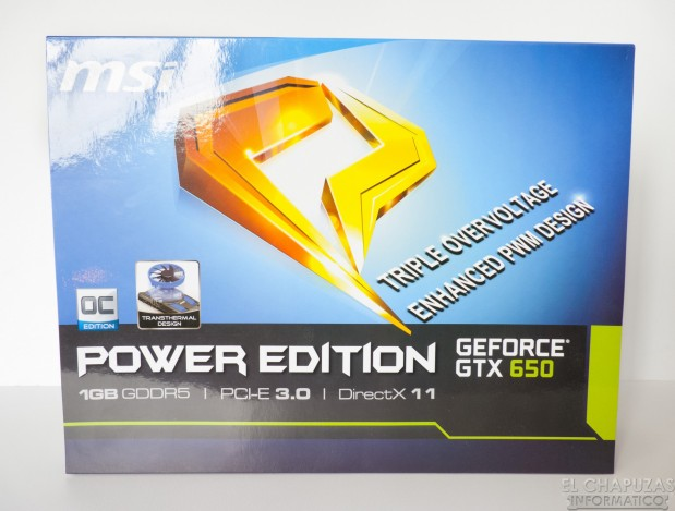 lchapuzasinformatico.com wp content uploads 2012 09 MSI GeForce GTX 650 Power Edition 01 619x469 1