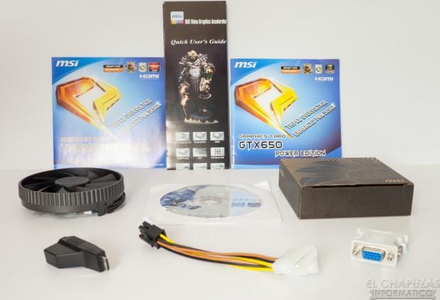 lchapuzasinformatico.com wp content uploads 2012 09 MSI GeForce GTX 650 Power Edition 07 619x423 7