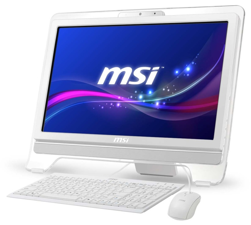 MSI lanza sus dos nuevos AIO Wind Top AE2081 y AE2081G