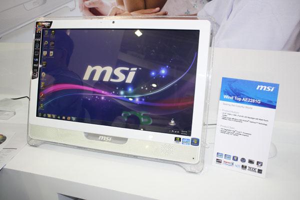 MSI Wind Top AE2081 1