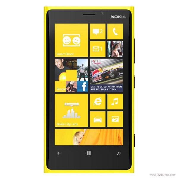 Nokia anuncia oficialmente sus Lumia 920 y Lumia 820 con WP8