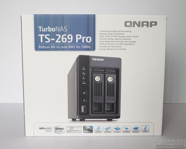 lchapuzasinformatico.com wp content uploads 2012 09 QNAP TS 269 Pro 01 619x498 2