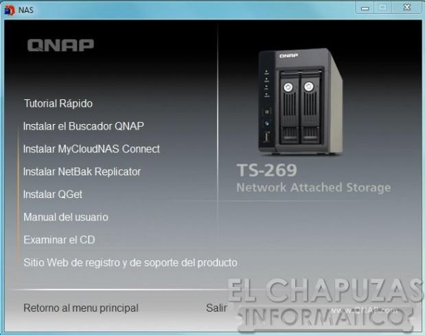 lchapuzasinformatico.com wp content uploads 2012 09 QNAP TS 269 Pro 01 Menu disco 619x489 34