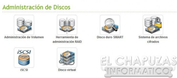 lchapuzasinformatico.com wp content uploads 2012 09 QNAP TS 269 Pro 05.3 admin discos 619x274 56