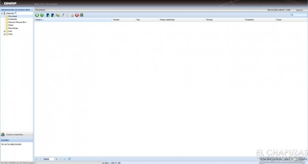 lchapuzasinformatico.com wp content uploads 2012 09 QNAP TS 269 Pro 06 web file manager 619x330 65