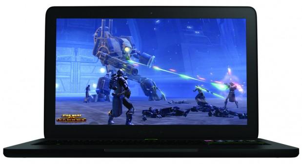 Razer Blade 1 619x337 Razer actualiza su portátil Gaming Blade
