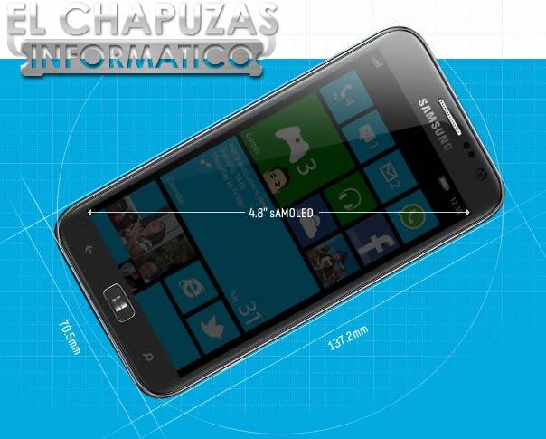 Samsung muestra en vídeo su Windows Phone 8 ATIV S
