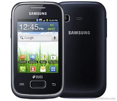 Samsung anuncia un pequeño Galaxy Pocket Duos Dual-SIM