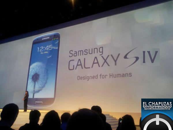 El Samsung Galaxy S IV llegaría en Marzo