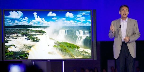 Sony anuncia su nuevo televisor de 20.000 euros