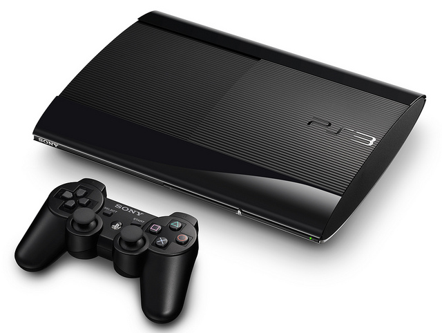 Sony anuncia la nueva PS3 Super Slim