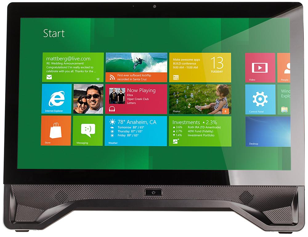 Gigabyte desvela su primer Todo-En-Uno bajo Windows 8