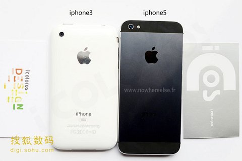 iPhone 4 vs iPhone 4 vs iPhone 5 (3)