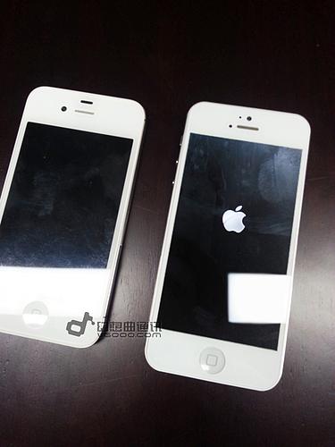 Un empleado de Foxconn filtra el iPhone 5 con iOS 6