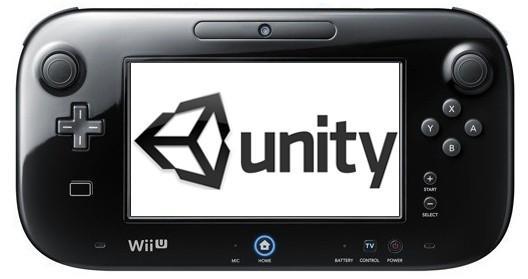 Nintendo licencia Unity Engine para Wii U
