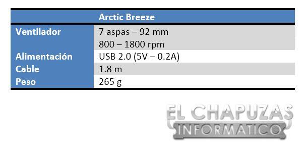 lchapuzasinformatico.com wp content uploads 2012 10 Arctic Breeze Especificaciones 2