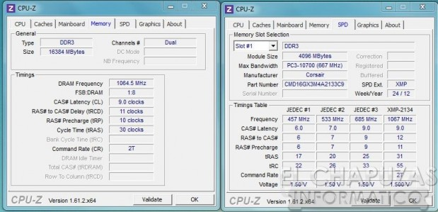 lchapuzasinformatico.com wp content uploads 2012 10 Corsair Dominator Platinum 2133 MHz 16 GB GPU Z 619x299 20