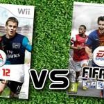 FIFA 13 en Wii es en realidad el FIFA 12