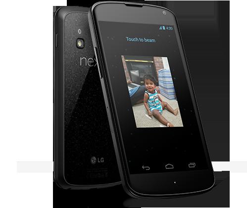 Nexus 4: Impresionante Smartphone a un precio de 299 euros