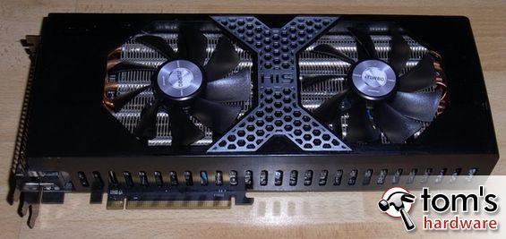 HIS Radeon HD 7970X2 en imágenes