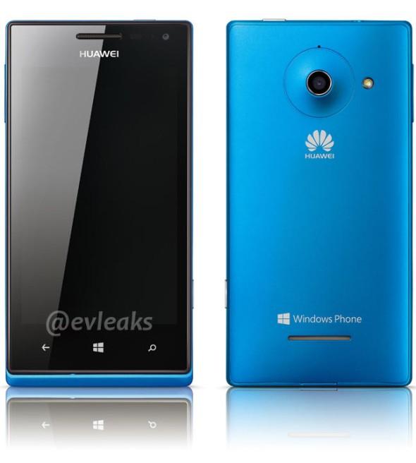 El Huawei W1 se deja ver en nuevas imágenes