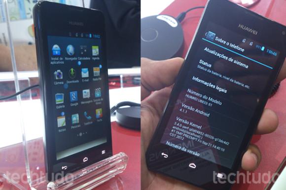 Huawei Y300 Huawei Y300: Un Jelly Bean de doble núcleo a 250 dólares