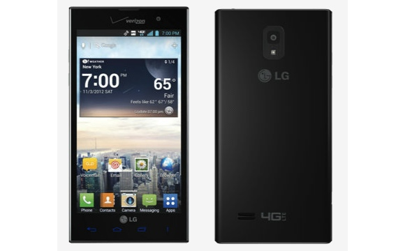 Verizon confirma el LG Spectrum 2