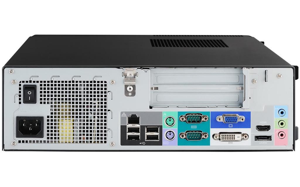 MSI presenta su PC de sobremesa Hetris H61 Ultra