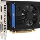 MSI anuncia su Radeon HD 7750 con 2GB DDR3 de memoria