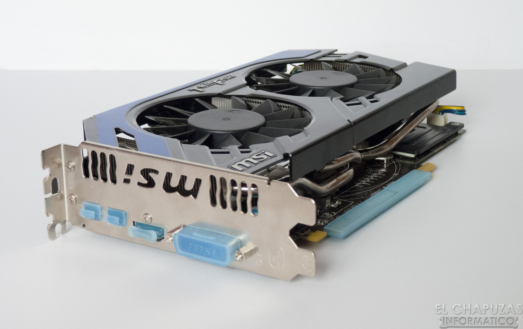 Review: MSI R7850 Power Edition
