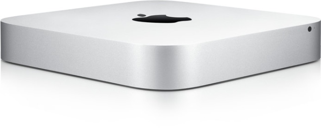 Apple actualiza sus Mac Mini