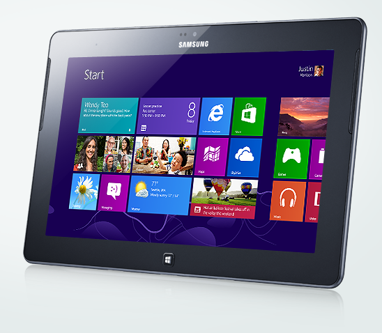 La tablet Windows RT Samsung ATIV Tab bajo reserva por 680€