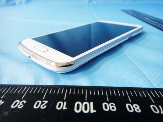 Samsung Galaxy Premier en imágenes