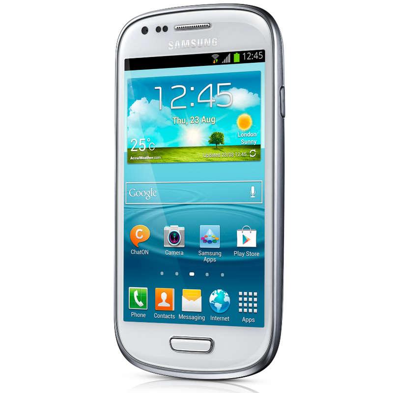 Samsung Galaxy S III Mini en España y libre por 377 euros