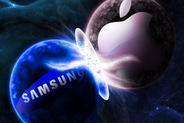 Samsung vs Apple 0