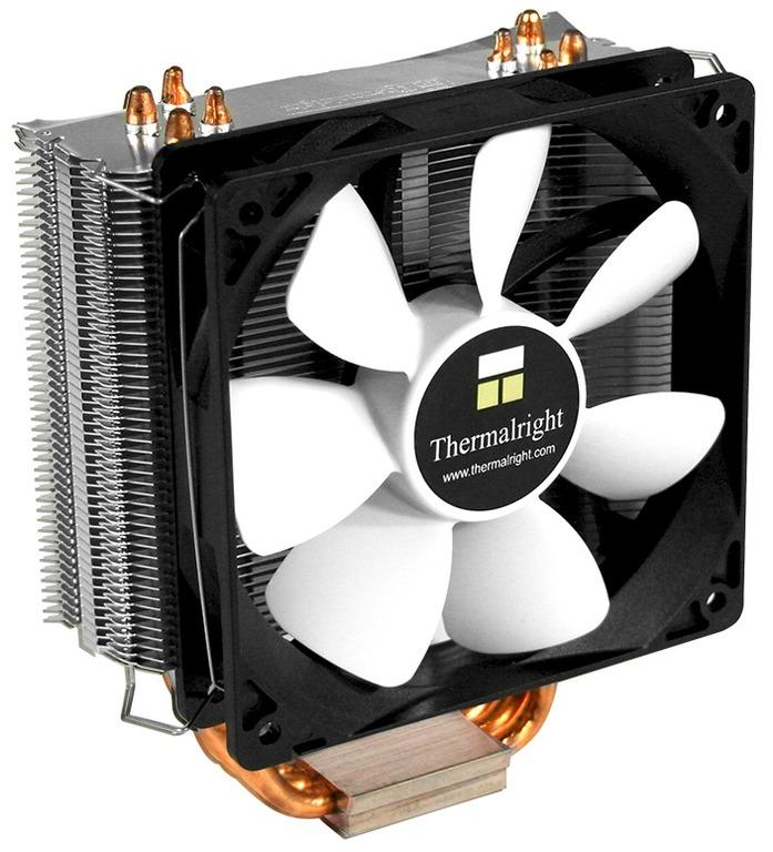 Thermalright lanza el disipador CPU True Spirit 120 Rev.A (BW)