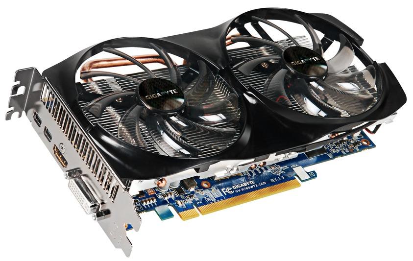 Gigabyte prepara una nueva Radeon HD 7850 1 GB