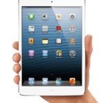 El iPad Mini 2 costaría un 30% más que el iPad Mini original