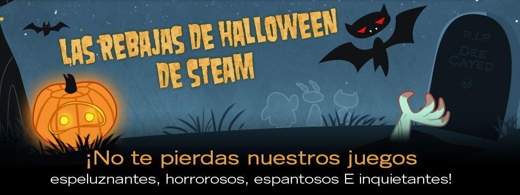 Llegan las rebajas de Halloween a Steam