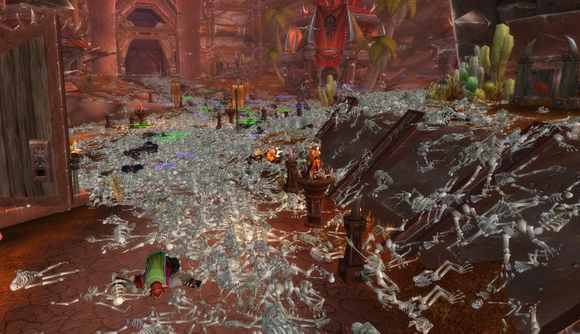 Hackers llevan el apocalipsis a World of Warcraft