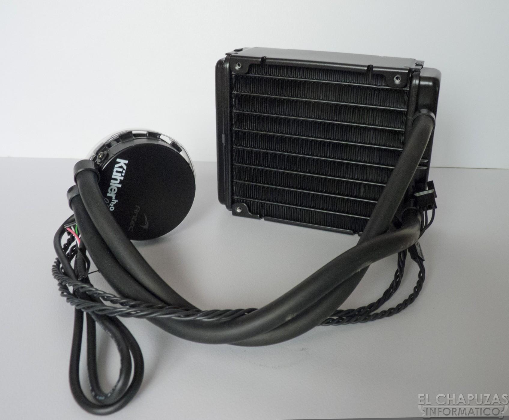 Review: Antec Kühler H2O 920