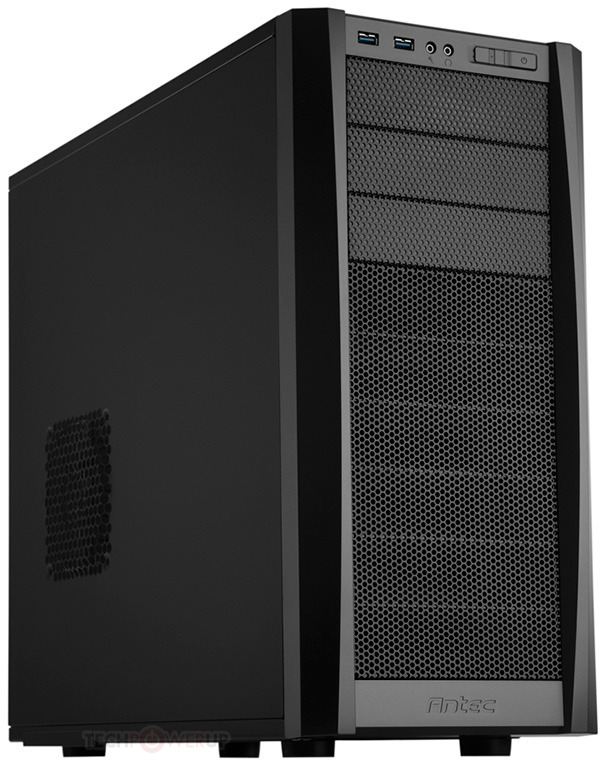 Antec lanza el chasis Three Hundred Two AB