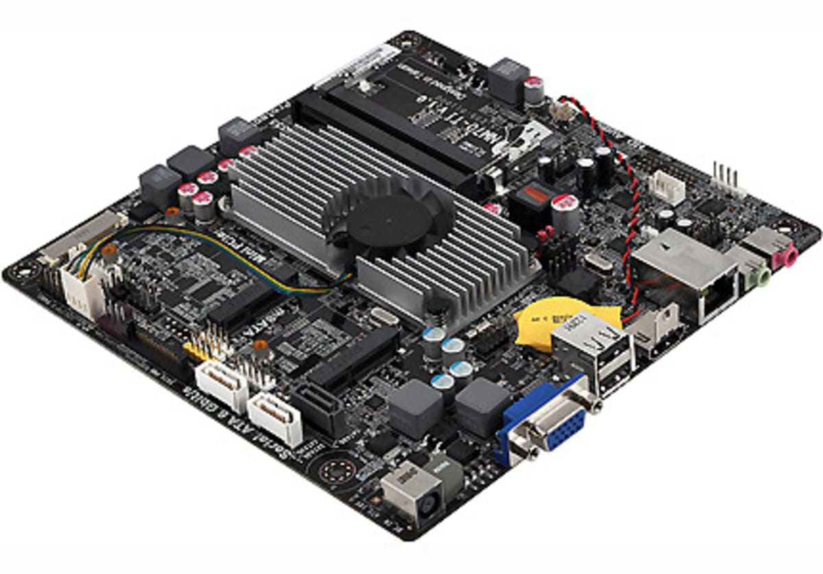 ECS presenta su placa base Mini-ITX NM70-TI