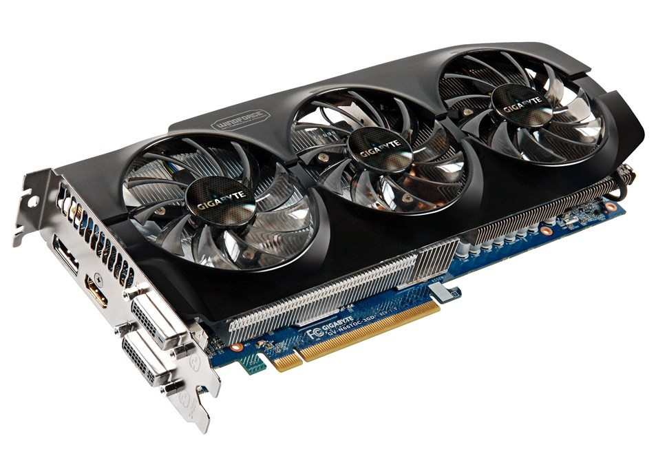 Gigabyte lanza la GeForce GTX 660 Ti WindForce III 3 GB