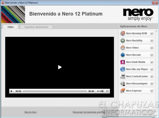 Скачать с официального сайта Nero Platinum. Лицензия распространения: Shar