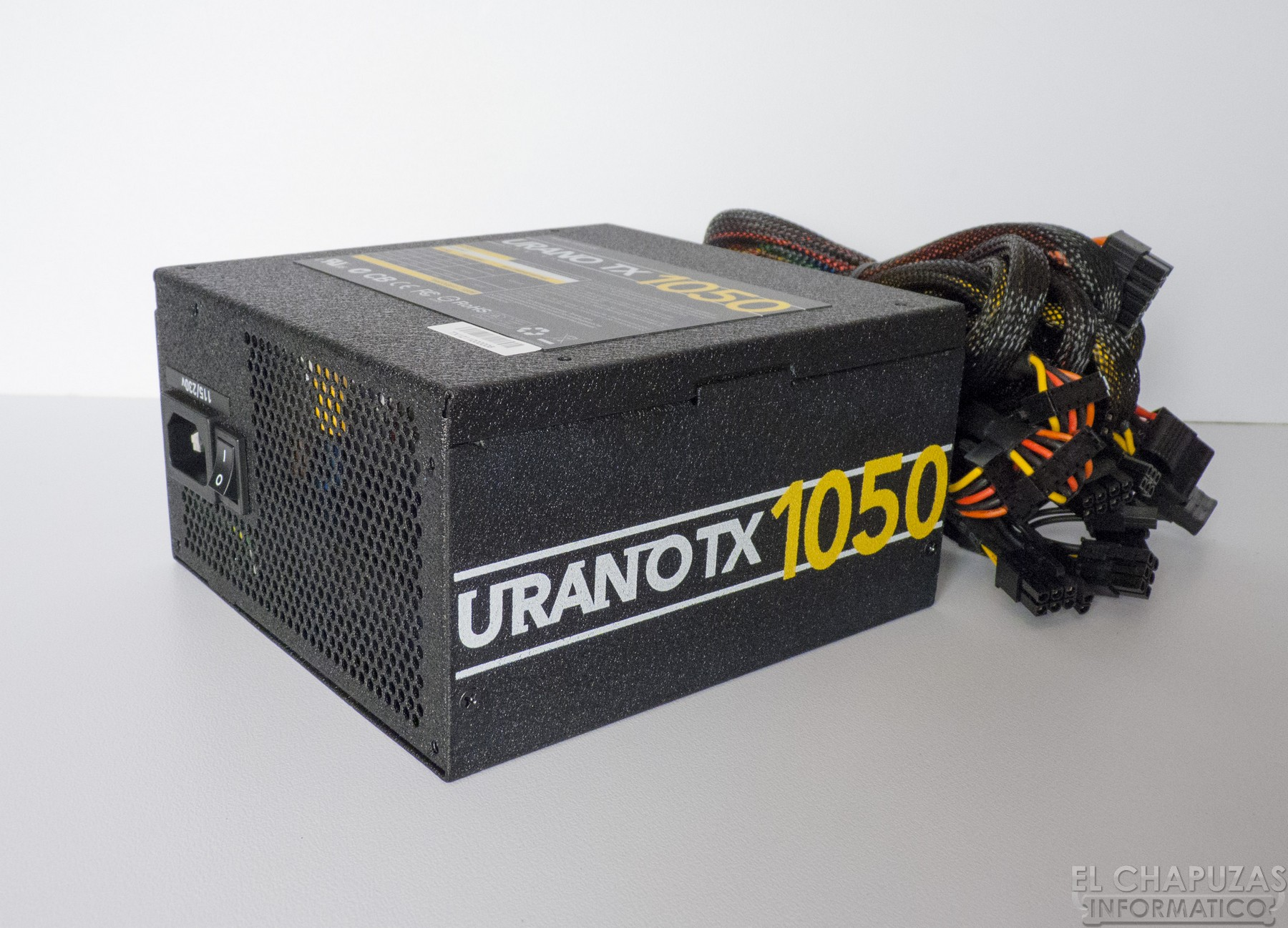 Review: Nox Urano TX 1050