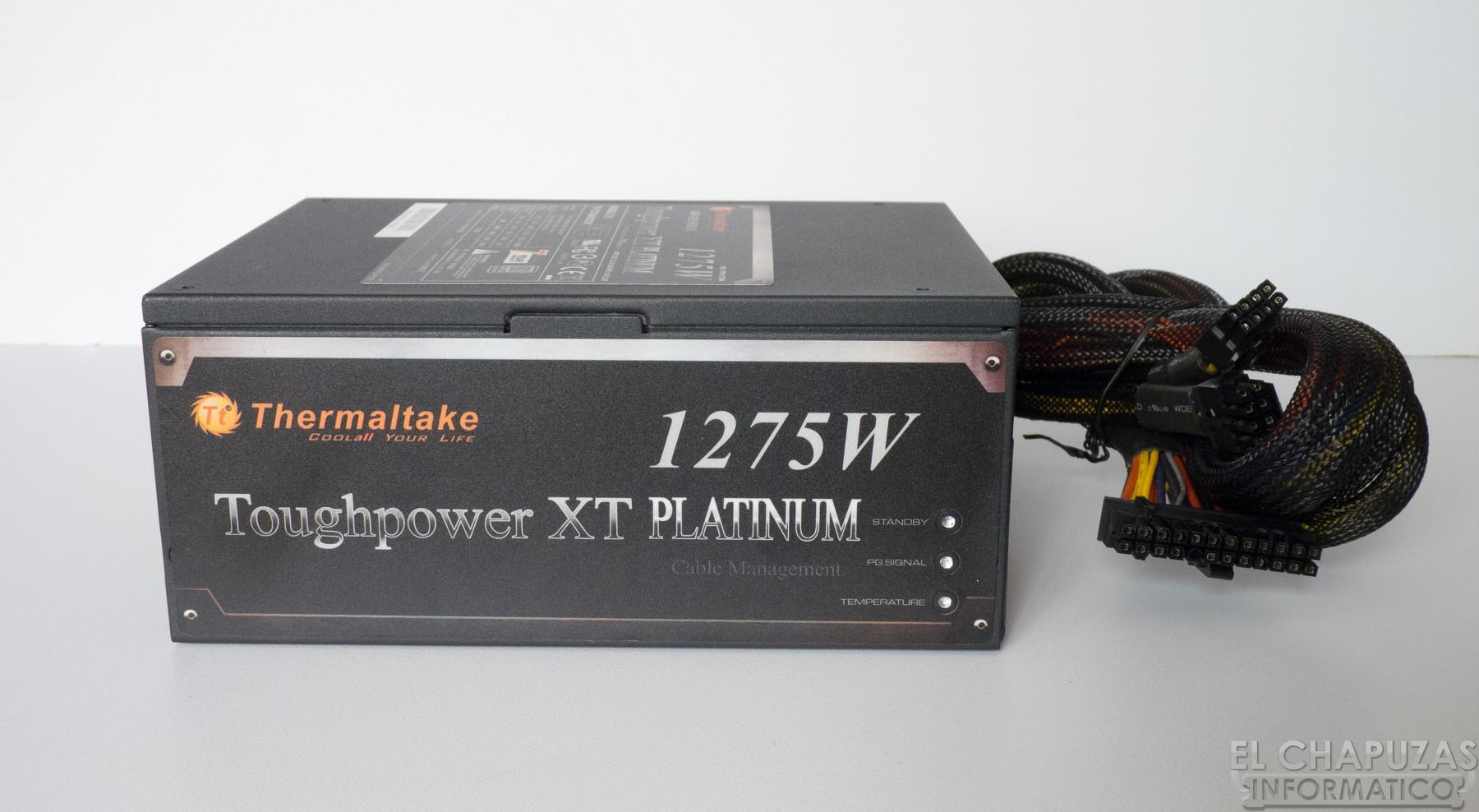 Review: Thermaltake Toughpower XT Platinum 1275W
